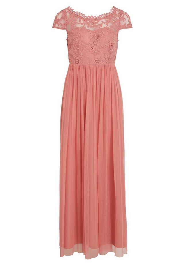 Suknia balowa - brandied apricot