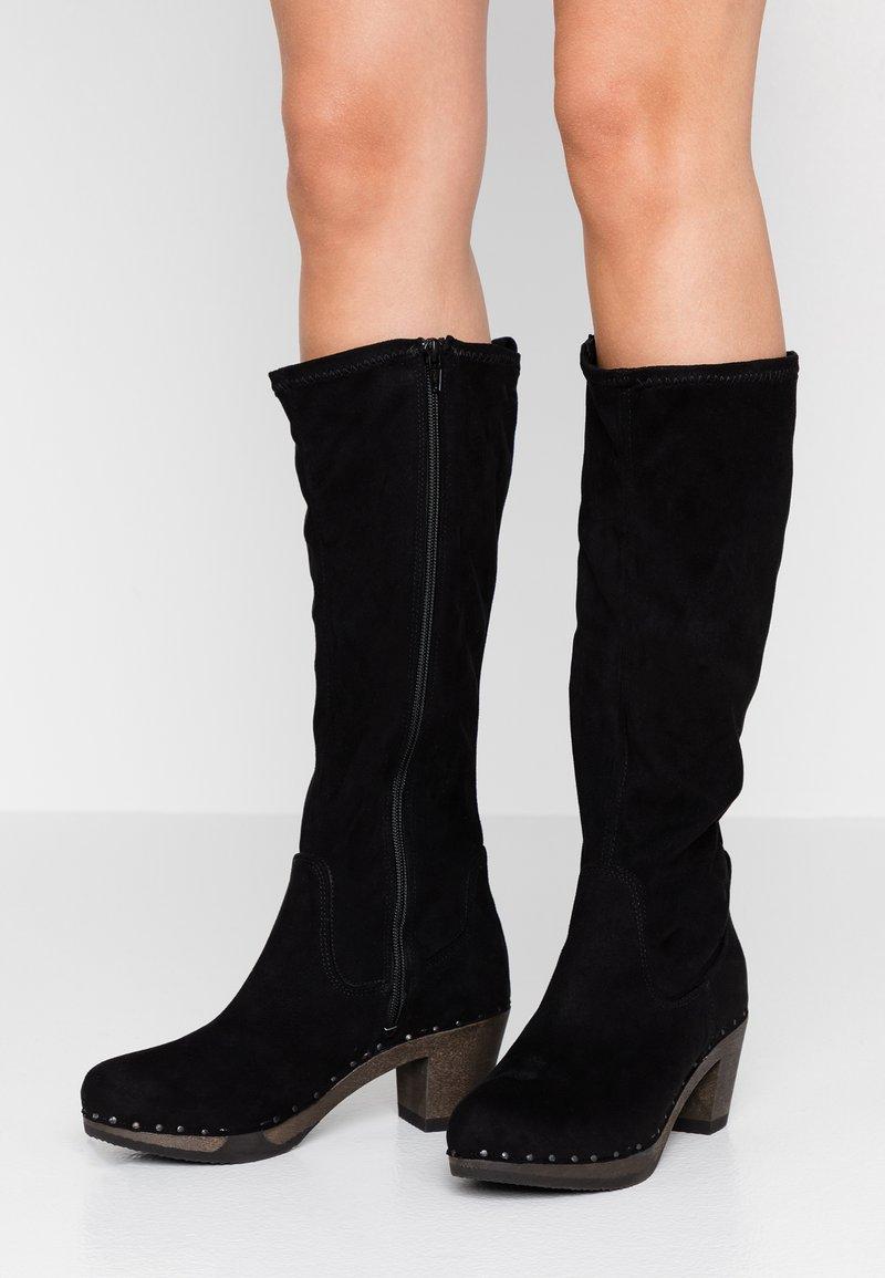 Softclox - GINGER VEGAN - Boots - schwarz