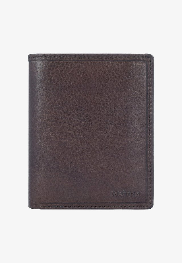 GRUMBACH HAINER - Wallet - dark brown