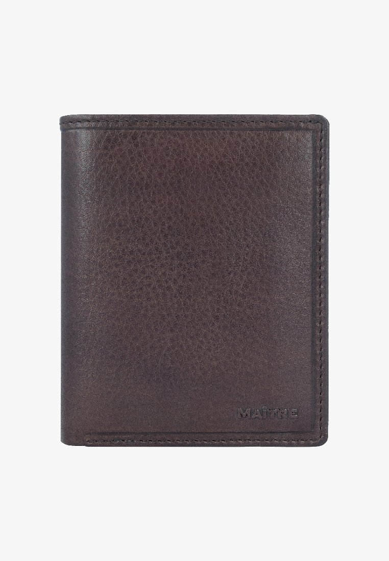 Maître - GRUMBACH HAINER - Wallet - dark brown