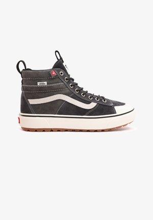 Zapatillas altas - asphalt/pewter