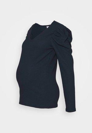 MLKIRE - Topper langermet - navy blazer