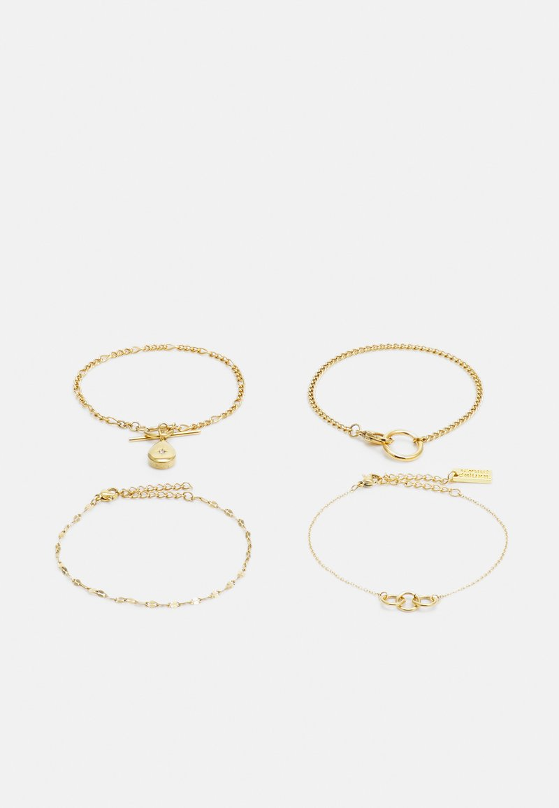 sweet deluxe - 4 PACK - Bracciale - gold-coloured