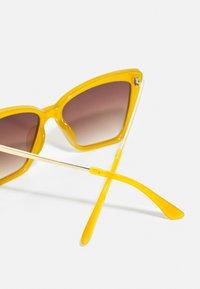 ALDO - MIRIATHIEL - Sluneční brýle - dark yellow - 2