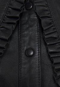 Ibana - EXCLUSIVE DORRIE - Shirt dress - black - 2