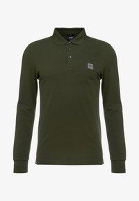 BOSS - PASSERBY - Poloshirt - dark green - 3