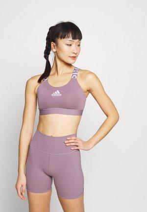 Sujetador deportivo - purple