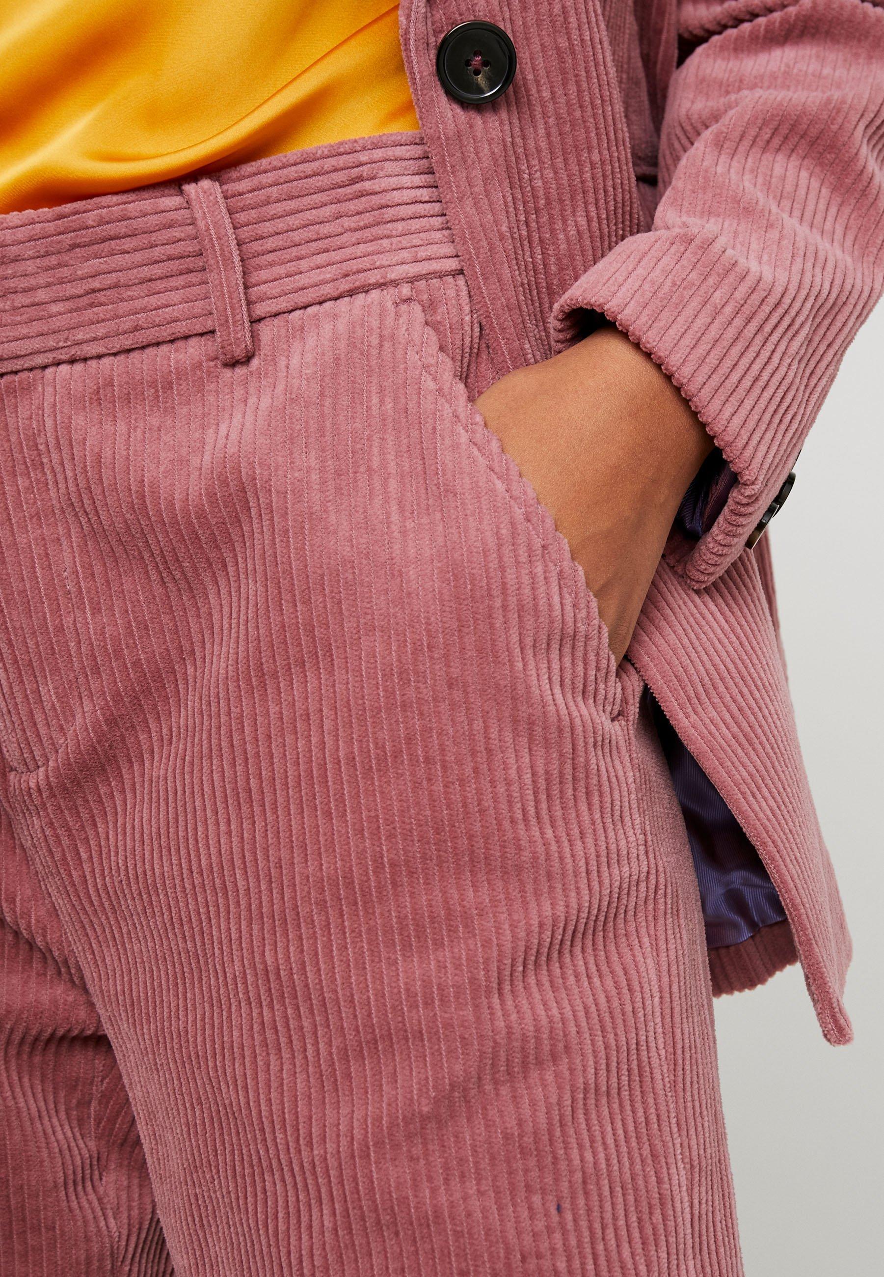 Custommade MELISSA Bukse roan rouge Zalando.no