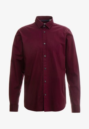 Camisa - bordeaux red