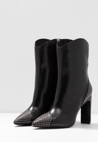 Bruno Premi - High heeled ankle boots - nero - 4
