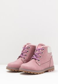 TOM TAILOR - Veterboots - rose - 3