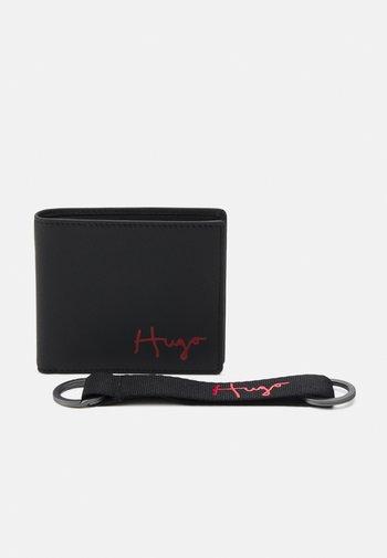 LOGO SET UNISEX - Wallet - black