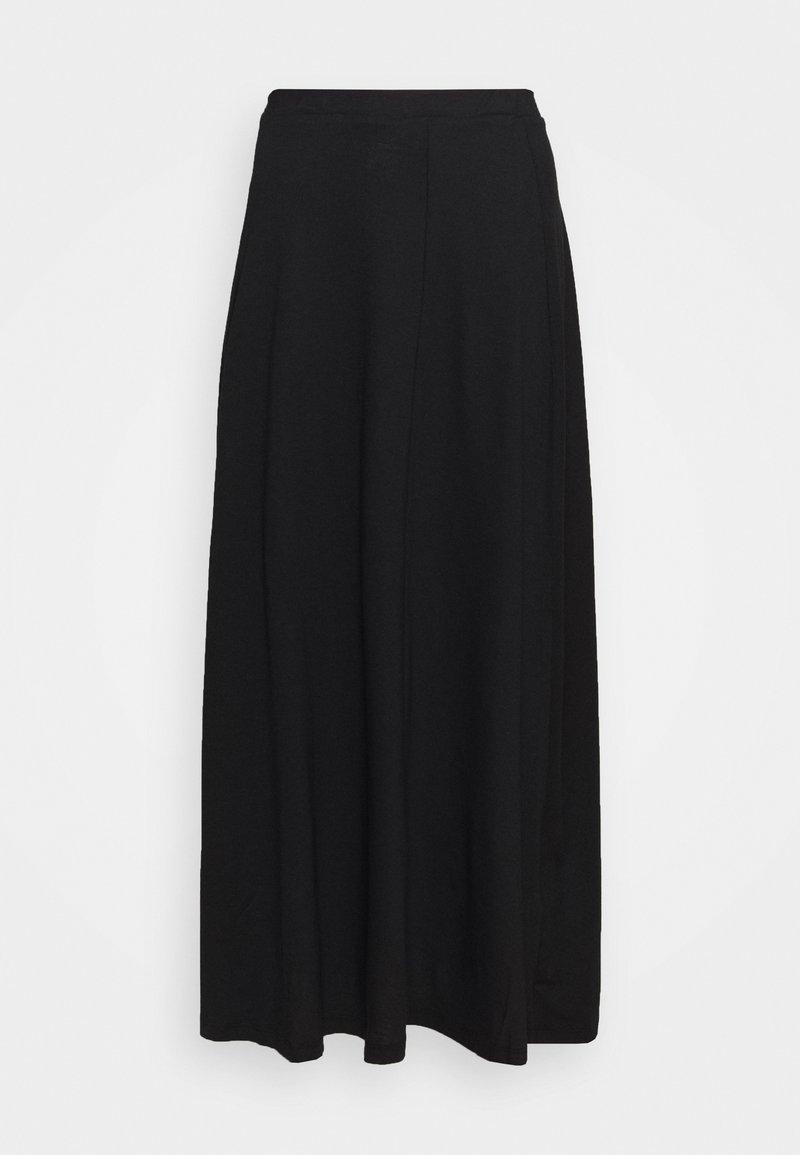 Even&Odd Tall - A-linjekjol - black