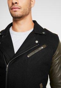 Be Edgy - LOPEZ - Light jacket - olive black - 3