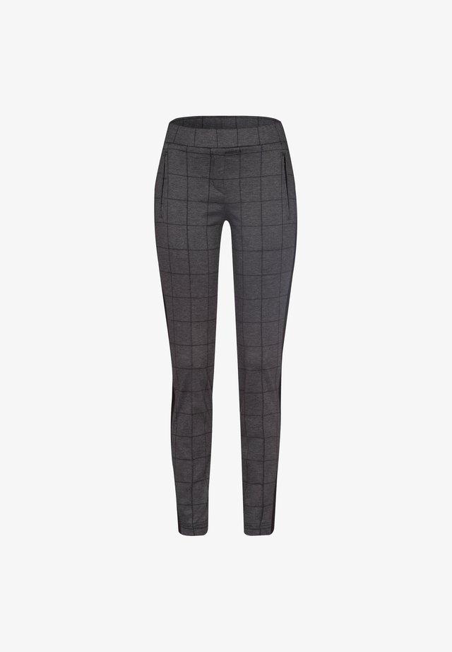 STYLE CARLA - Pantalon classique - graphite