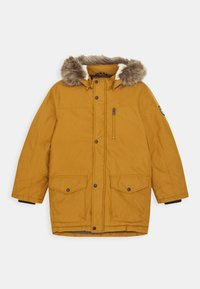 Name it - NKMMIBIS JACKET - Vinterfrakker - golden brown - 0