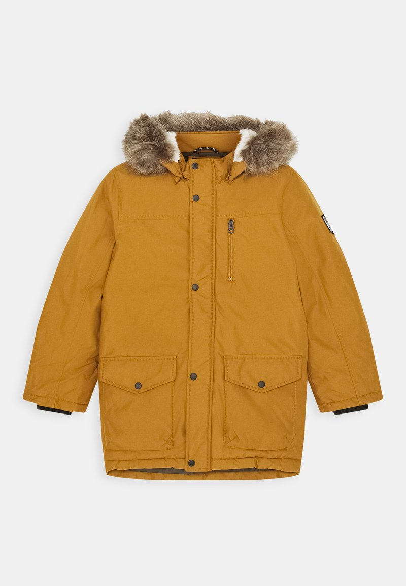 Name it - NKMMIBIS JACKET - Vinterfrakker - golden brown