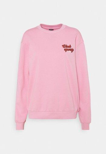 PARENT  - Sweatshirt - prism pink