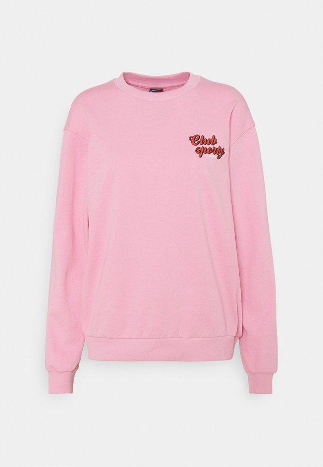 PARENT  - Sweater - prism pink