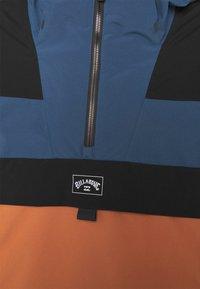Billabong - QUEST - Snowboard jacket - antique blue - 2