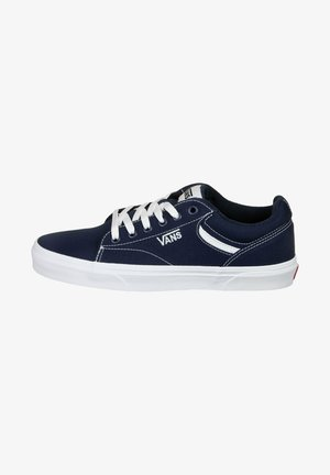 Trainers - dress blue / white