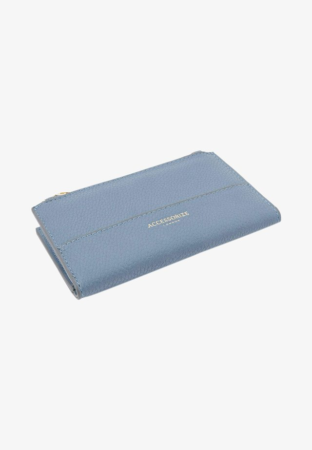 KATY - Lommebok - blue