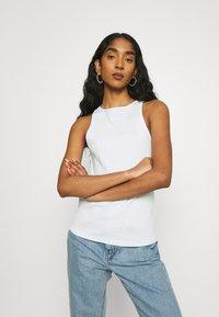 Nike Sportswear - TANK  - Topper - barely green/white - 3