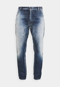 FIVE POCKETS PANT - Relaxed fit jeans - denim blu