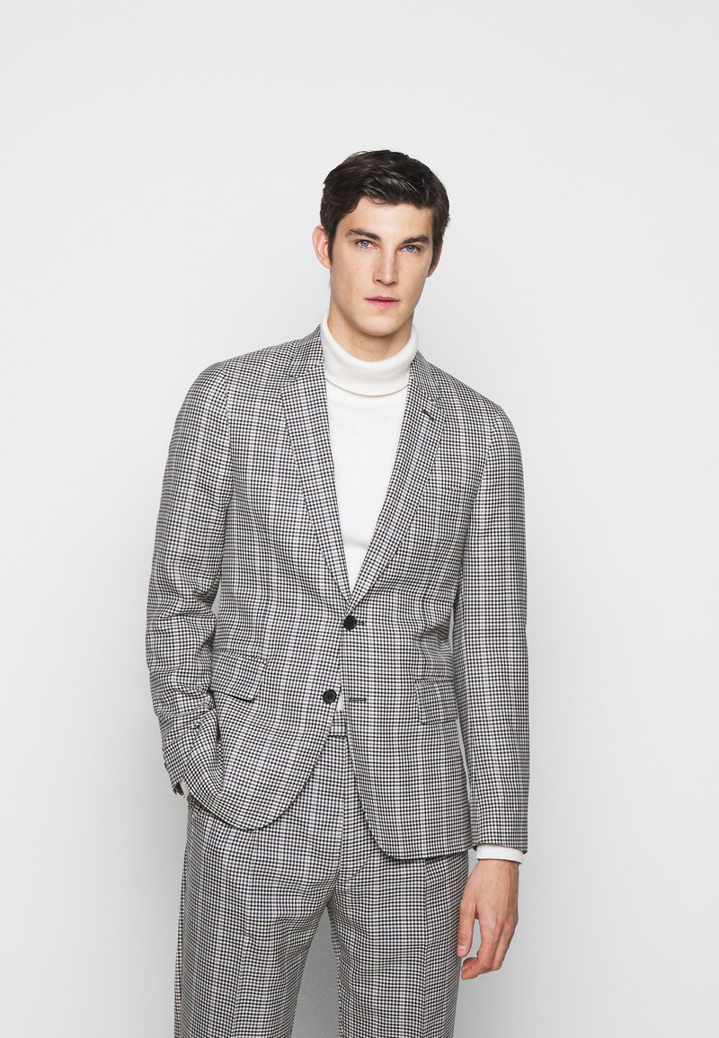 Paul Smith - GENTS TAILORED FIT JACKET - Sako - beige/black