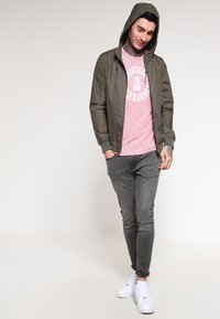Jack & Jones - JJILIAM JJORIGINAL  - Jeans Skinny - grey denim