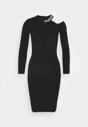 CAROL DRESS  - Robe fourreau - jet black