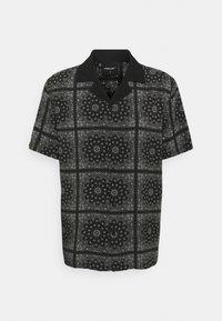 NEWTON - Shirt - black