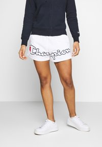 Champion - SHORTS - Shorts - white - 0