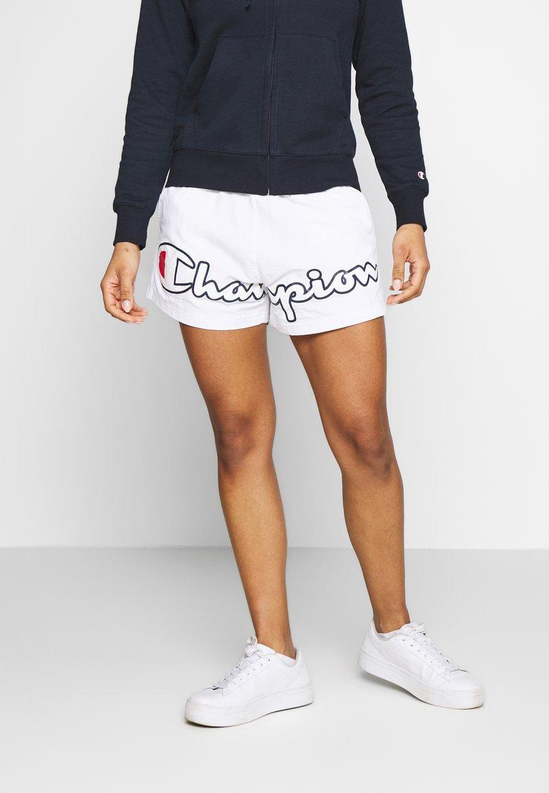 Champion - SHORTS - Shorts - white