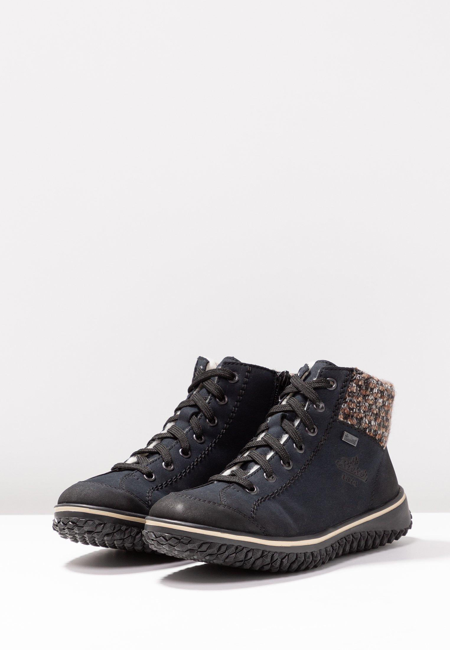 Rieker Ankle Boot pazifik/dunkelblau