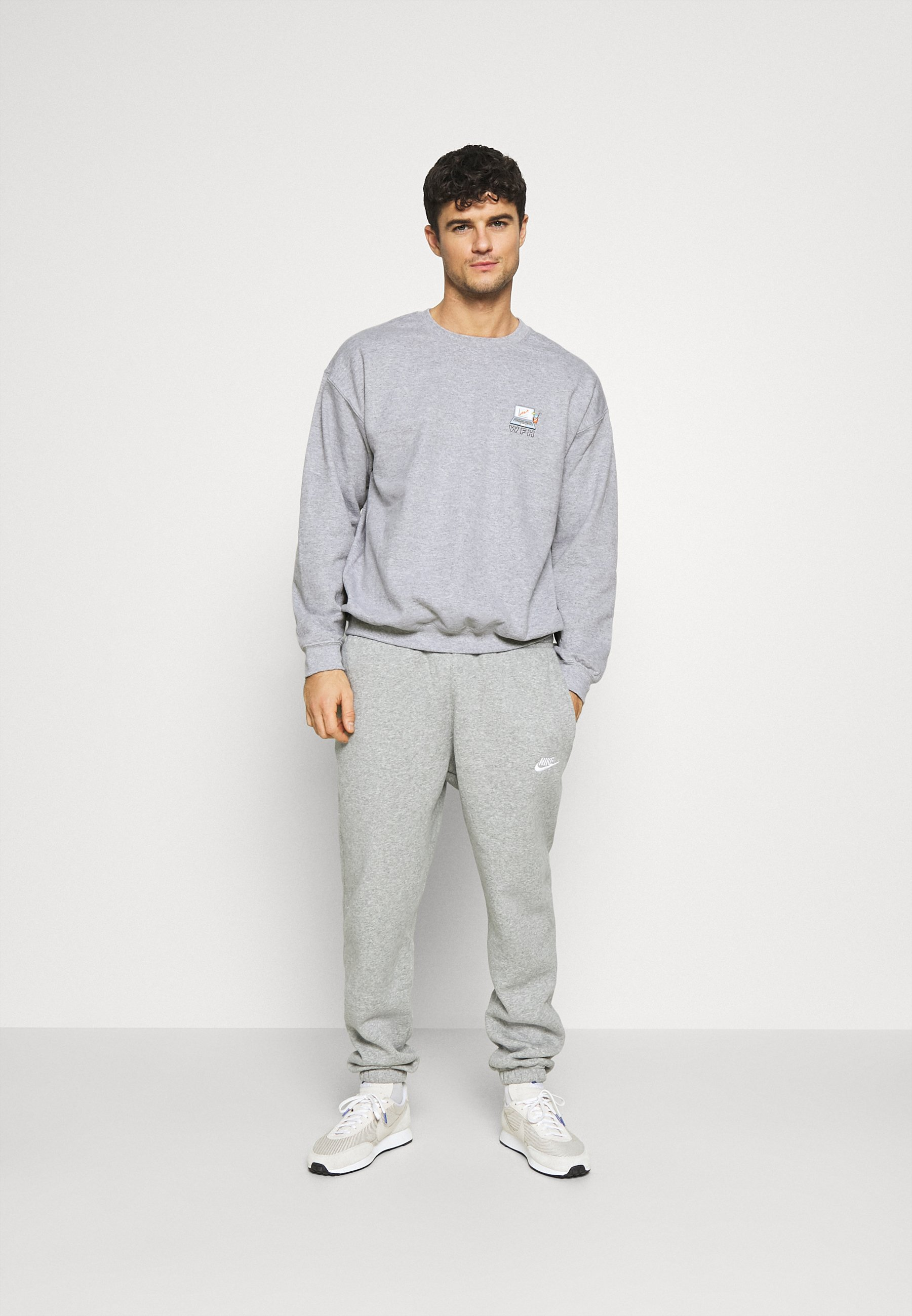 Topman Sweatshirt - Grey/grå