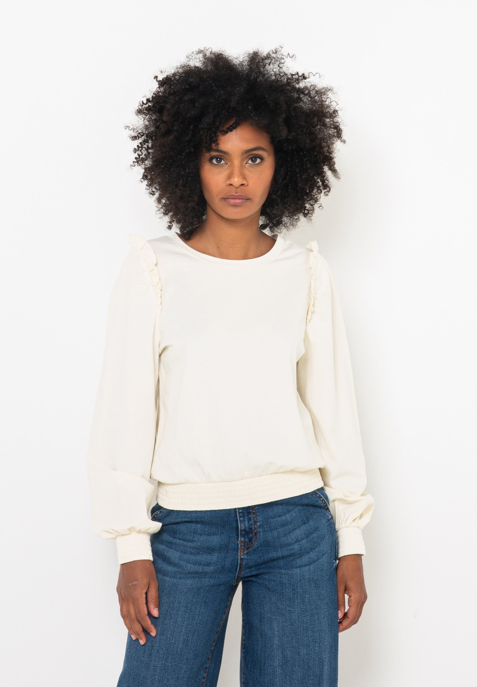 Femme VOLANTS  - Pullover