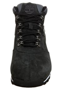 Timberland - SPLITROCK  - Lace-up ankle boots - black nubuck - 3
