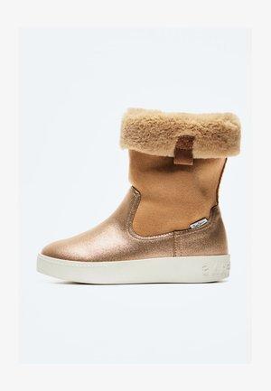 BRIXTON - Winter boots - camel