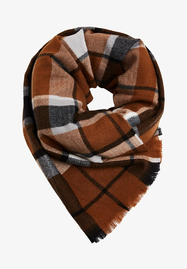 Scarf - toffee