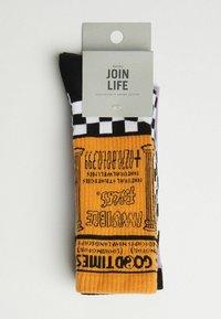 Bershka - 2ER PACK - Ponožky - multi-coloured - 4
