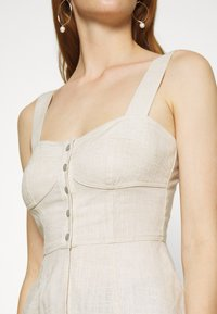 Who What Wear - BUSTIER - Top - natural - 5