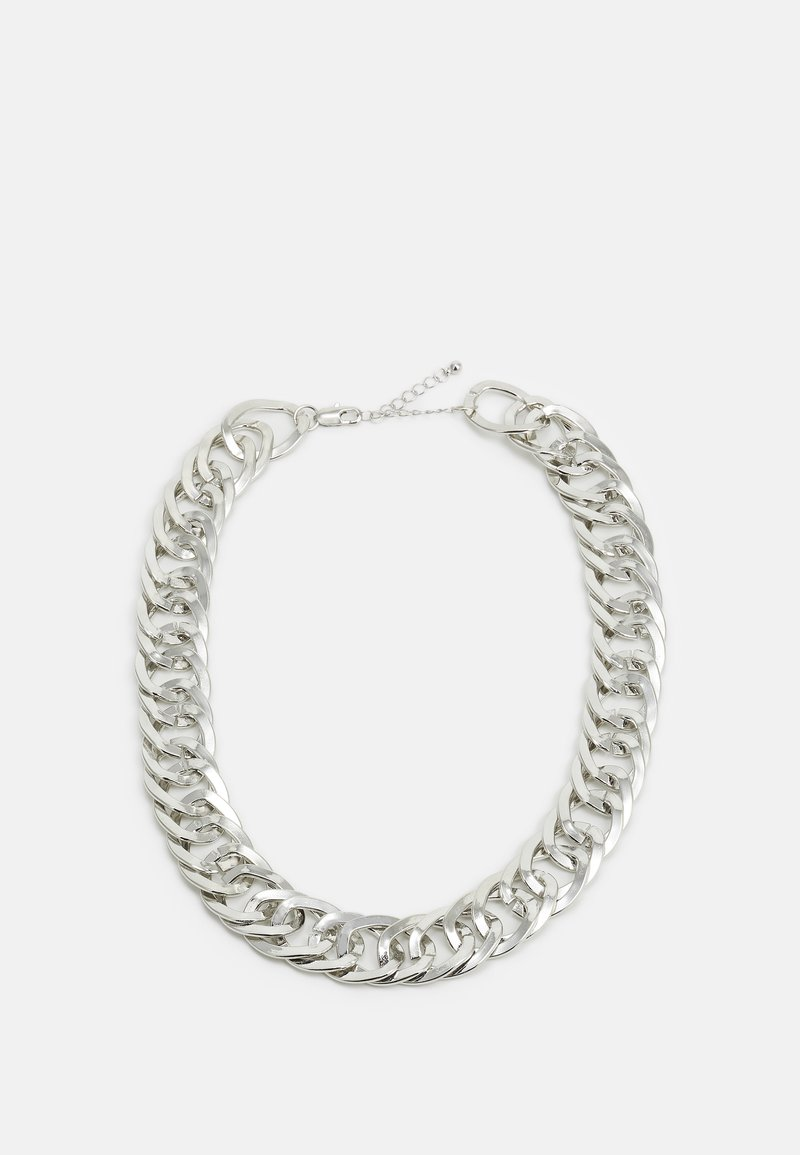 Pieces - PCFERENDA NECKLACE - Halskæder - silver-coloured