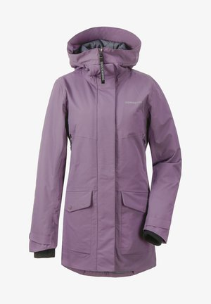 Outdoorjacke - eggplant