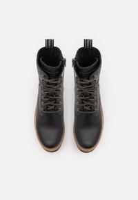 Panama Jack - MIREN  - Lace-up ankle boots - black - 5