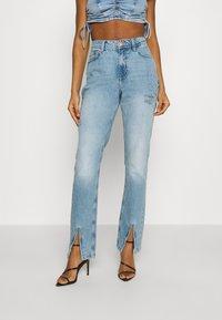 River Island - Jeans Skinny Fit - blue denim - 0