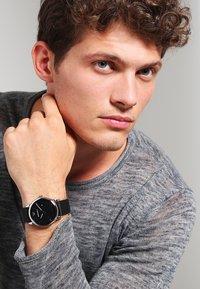 Emporio Armani - Watch - black - 0
