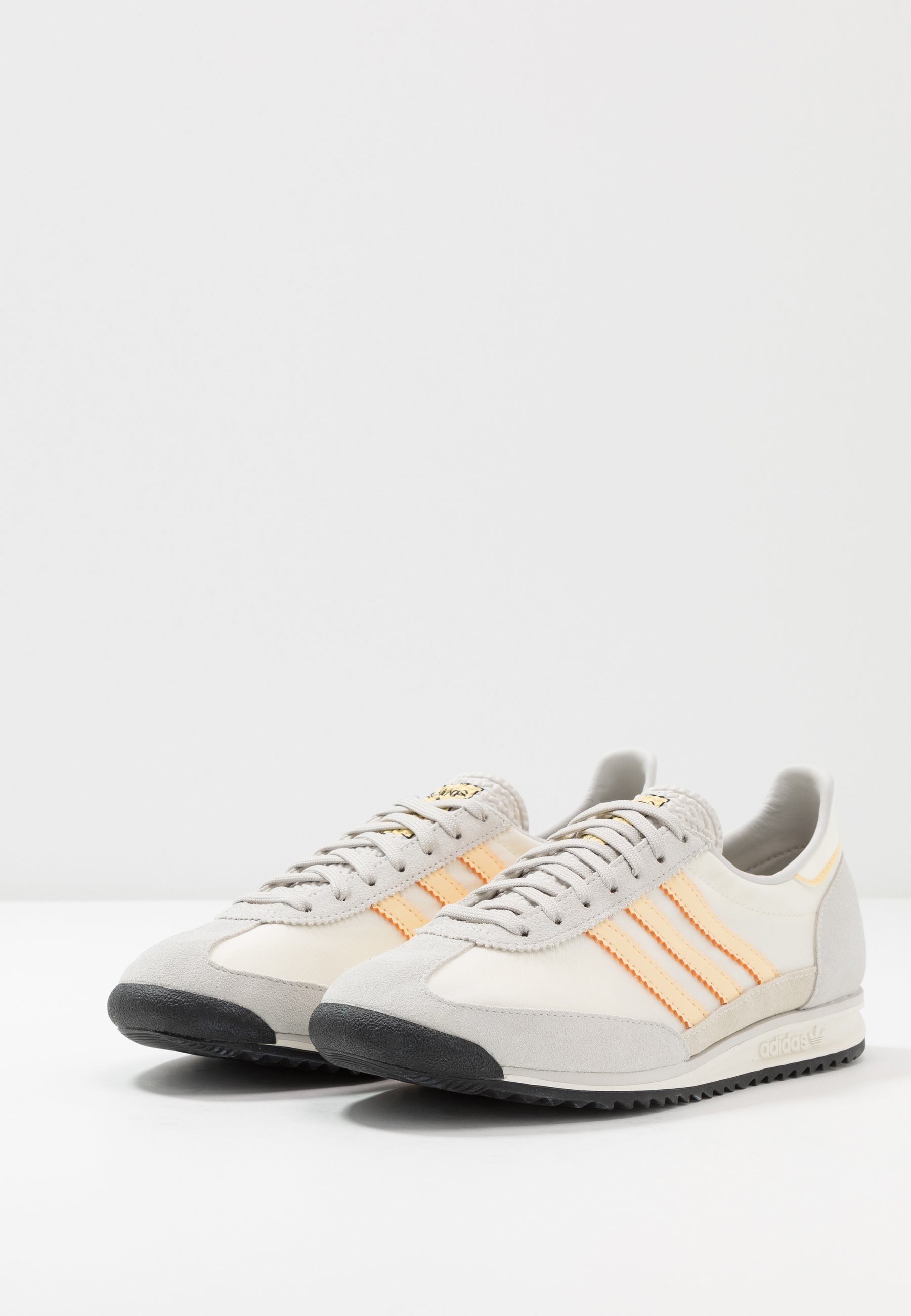 adidas Originals SL 72  Sneaker low grey one/orange tint/offwhite/beige