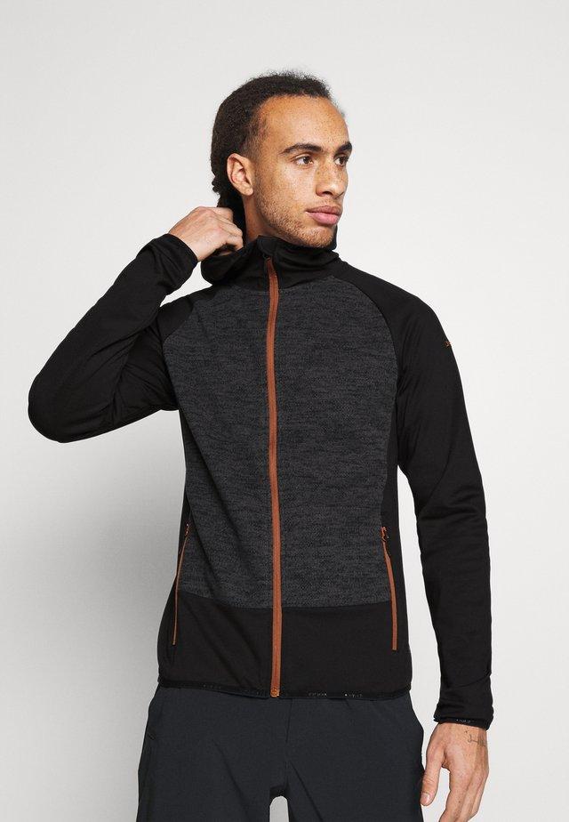 BELFIELD - Fleece jacket - black