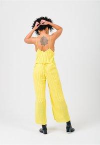 Solai - SUNSHINE - Jumpsuit - yellow - 1